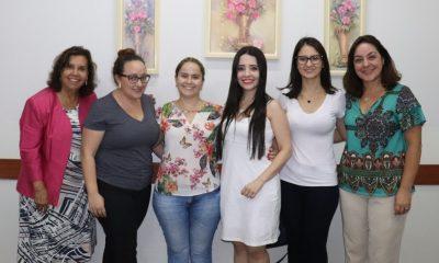 Médicas inscritas no Mais Médicos foram recebidas na semana passada em Paraguaçu Paulista e iniciaram as atividades — Foto: Fabrício Pena/ Divulgação