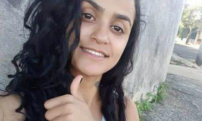 Jovem morre baleada por ex-namorado em Marília — Foto: Redes sociais/Reprodução