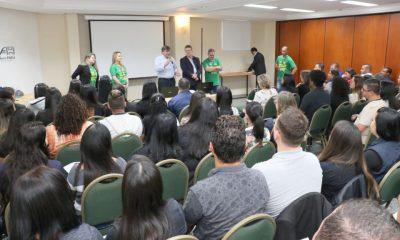 Treinamento de funcionários selecionados pela Havan de Marília (Foto: Divulgação)