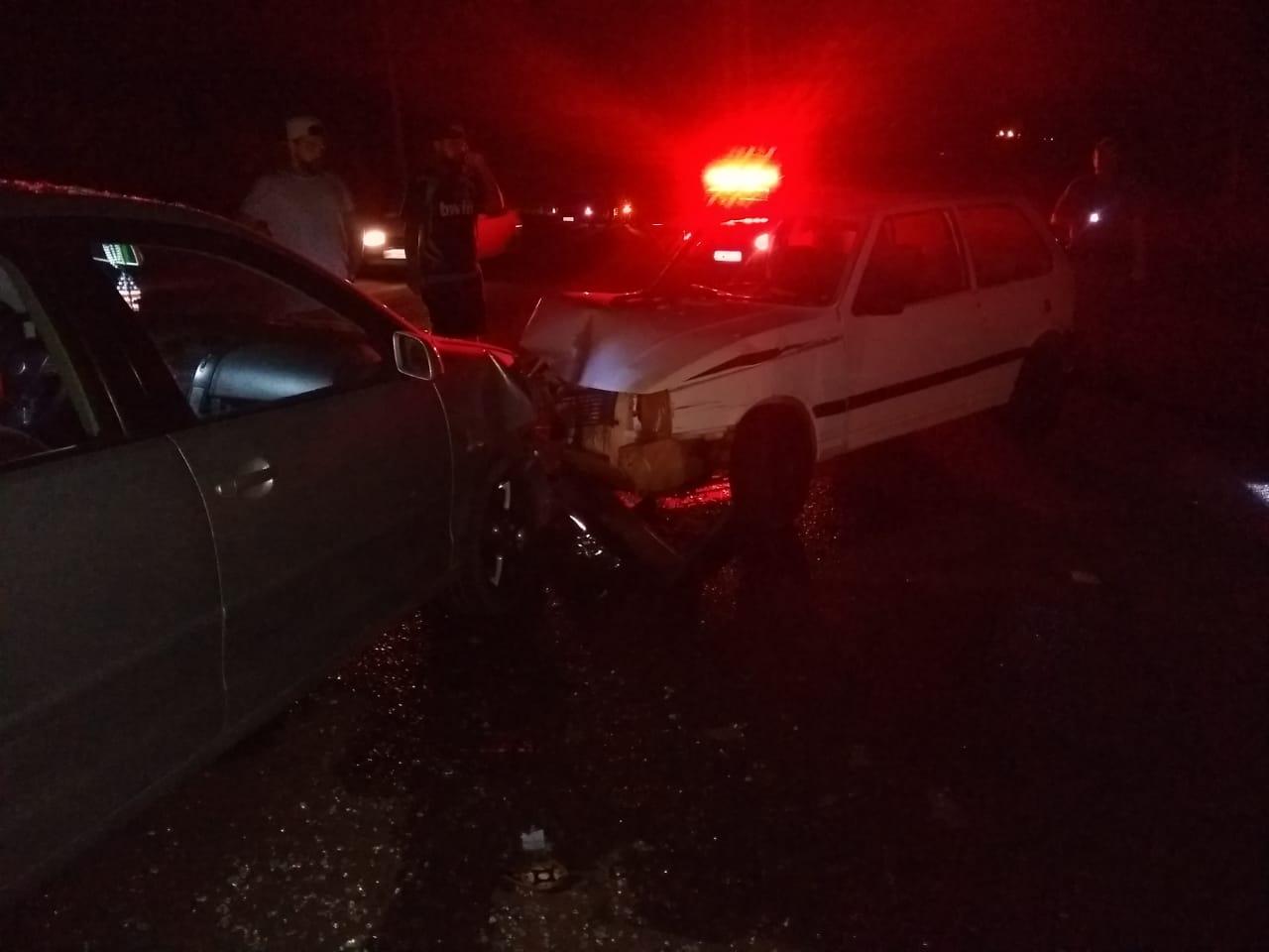 Colisão frontal deixa cinco pessoas feridas entre Assis e Cândido Mota (Foto: The Brothers/Cedida ao AssisNews)