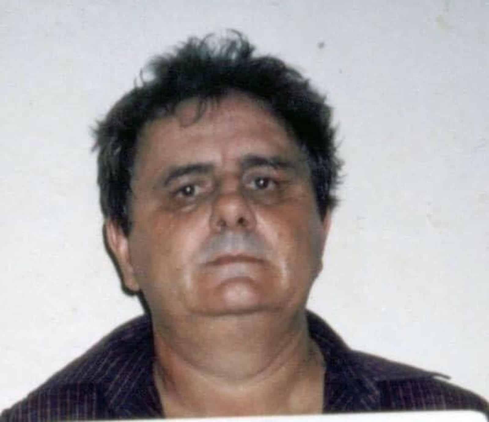 Ex-prefeito de Platina, conhecido como Dito Quati, estava foragido desde 2003 quando foi resgatado de um presídio em Londrina (Foto: Arquivo pessoal)
