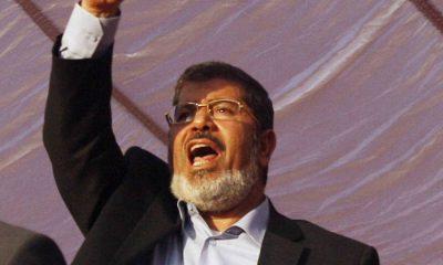 Morsi morreu durante julgamento sobre espionagem (Foto: EPA/AMEL PAIN - 29.6.2012)