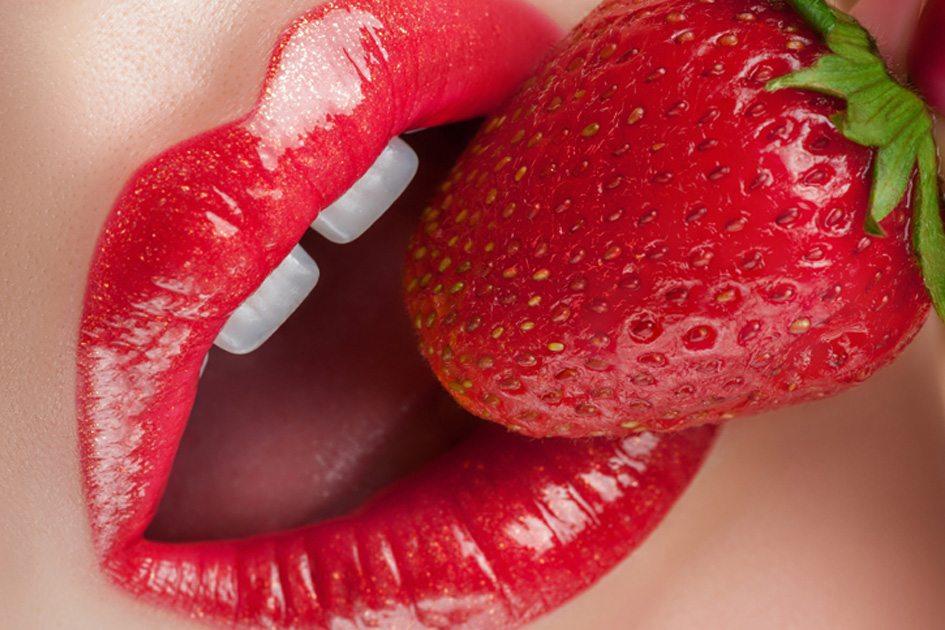 Verduras afrodisiacas e frutas