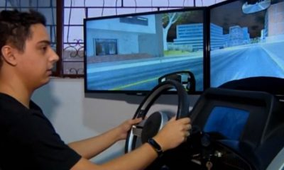 Fim do simulador foi defendido pelo presidente Jair Bolsonaro em fevereiro — Foto: Reprodução/TV Integração