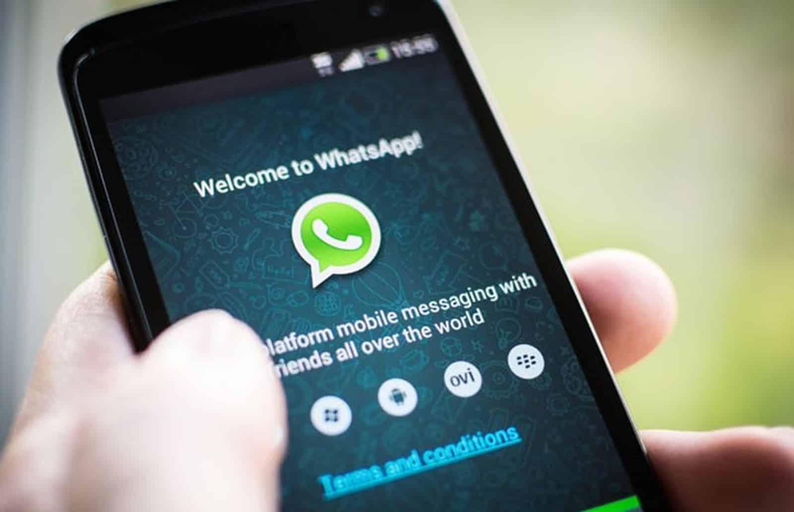 WhatsApp deixará de funcionar em versões antigas de sistemas operacionais Android, iOS e Windows Phone. — Foto: Divulgação/WhatsApp