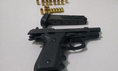 Assaltante foi morto por morador após tentar invadir casa em Jaú — Foto: Arquivo pessoal