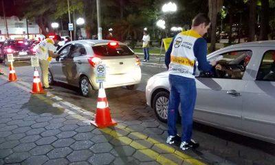 Programa Direção Segura fiscaliza 209 veículos em Paraguaçu Paulista (Foto: Divulgação)