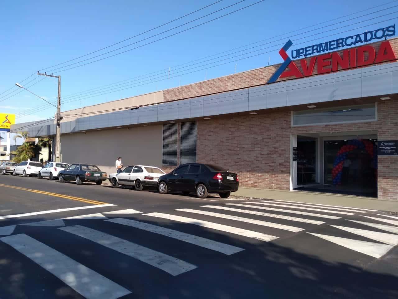 Supermercados Avenida da Prudenciana é reinaugurada em Assis (Foto: AssisNews)