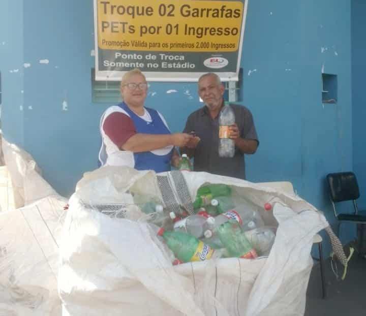 Segundona: Trocas do Futebol Sustentável 'bombam' em Assis para VOCEM e Itapirense (Foto: Divulgação)