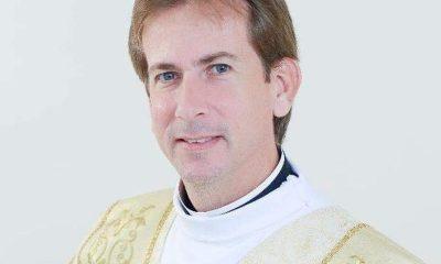 Padre morava com a família em Tupã, mas ministrava missas em uma paróquia de Marília. — Foto: Arquivo Pessoal