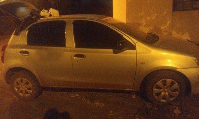 Após perseguição em Cândido Mota, PM recupera táxi roubado em Palmital