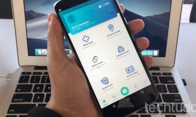 Saiba como usar o app Meu digiSUS no celular — Foto: Helito Beggiora/TechTudo