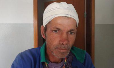 Jovem de 19 anos agride o próprio pai com tijoladas na cabeça em Maracaí (Foto: Arquivo Pessoal)