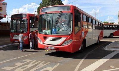 Transporte Coletivo Urbano tem alteração de horário no próximo domingo (Foto: Divulgação)