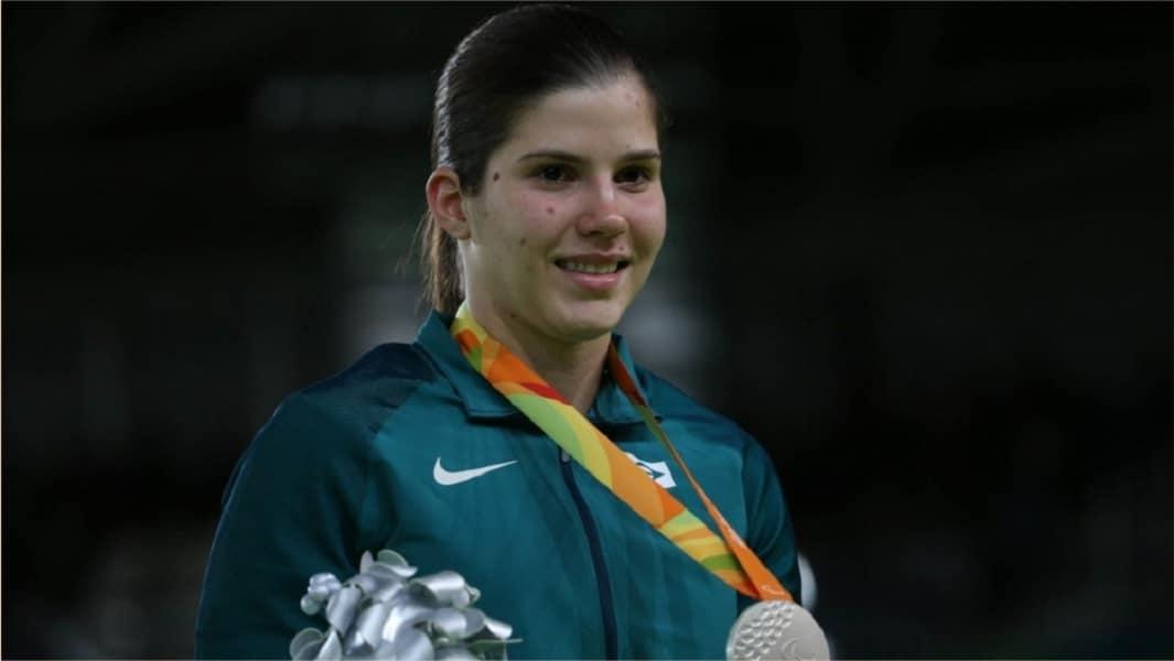 Campeã mundial paralímpica de Judô estará em Paraguaçu para aulas gratuitas