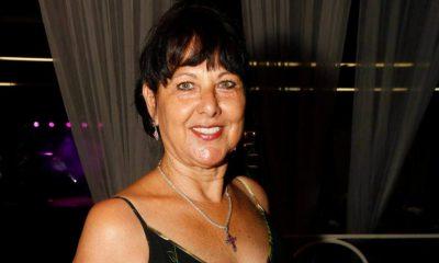 Professora Lígia Castanhas morre aos 66 anos e é sepultada em Palmital — Foto: Arquivo Pessoal