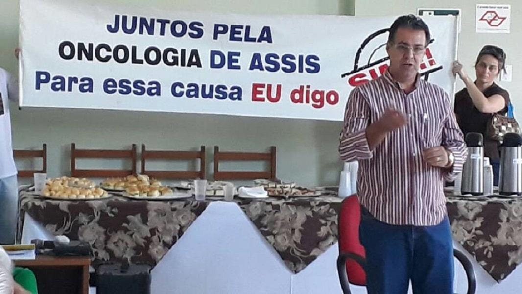 Deputado Federal destina R$ 2.100.000,00 para a oncologia de Assis (Foto: Divulgação)