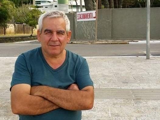 Gumercindo Pedro Filho, de 56 anos (Foto: Arquivo Pessoal)