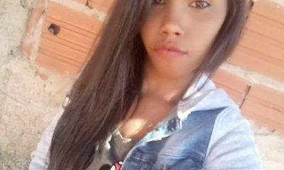 Jovem de 20 anos foi morta degolada com uma faca em Bauru (Foto: Facebook/Reprodução)