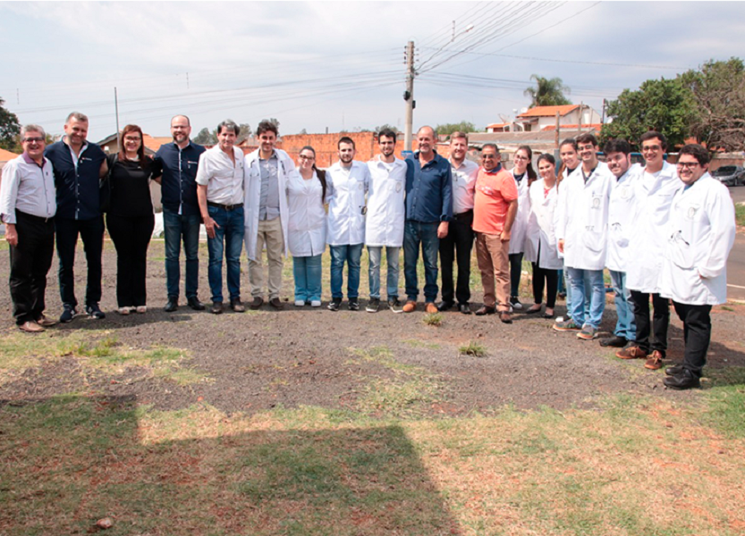 Policlínica FEMA Vitória é inaugurada em Assis (Foto: Departamento de Comunicação)