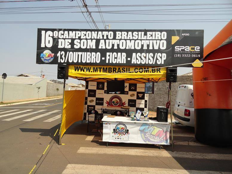 Assis sediará 16ª edição do Campeonato Brasileiro de Som, Tuning e Rebaixados neste domingo (Foto: Divulgação)