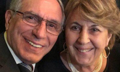 Empresário JB Faria e a esposa, Dirce Faria - Foto: Divulgaçao