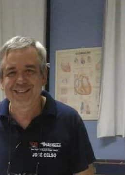 José Celso Domene Paz tinha 57 anos.