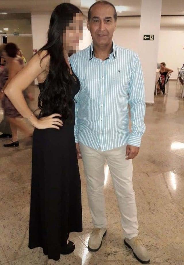 Pai da jovem matou o ex-genro em Praia Grande, SP — Foto: Reprodução/Facebook
