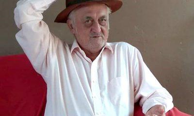 Adão Rodrigues da Mota, de 75 anos, estava desaparecido desde sábado (12): sem sinais aparentes de violência — Foto: Arquivo pessoal