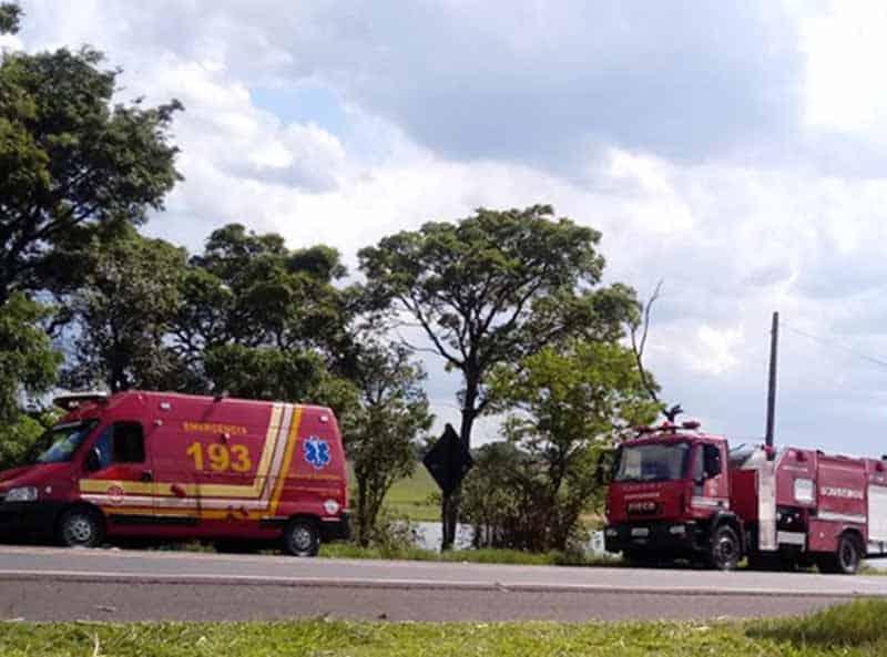 Jovem desaparece nas imediações do Grande Lago, em Paraguaçu Paulista (Foto: Reprodução)