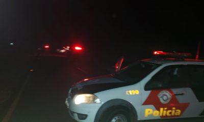 Tiroteio deixa três mortos e um policial ferido em Palmital (Foto: Jornal da Comarca)