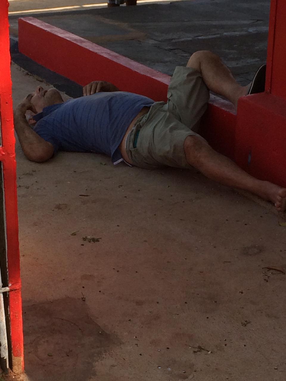 Vereador Nilson Pavão é encontrado desacordado (Foto: Redes Sociais)
