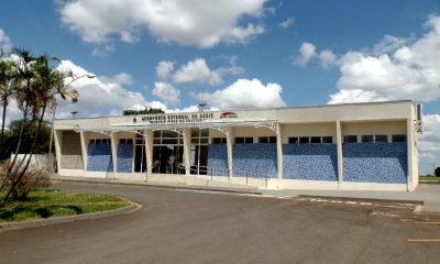 Aeroporto de Assis pode ter voos diretos pra SP — Foto: Daesp/Divulgação