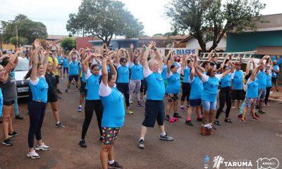 Tarumã realiza 3ª Corrida e Caminhada Novembro Azul (Foto: Divulgação)