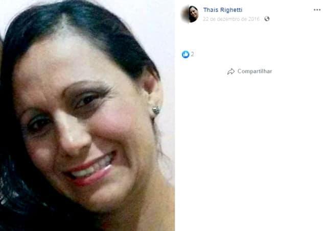 DNA confirma que ossada achada em cafezal era de surda e muda que estava desaparecida na região de Marília, Thais Julião Righetti — Foto: Facebook/Reprodução