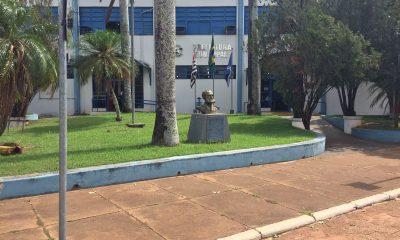 Prefeitura de Presidente Epitácio tem processo seletivo com inscrições abertas — Foto: Heloise Hamada/TV Fronteira