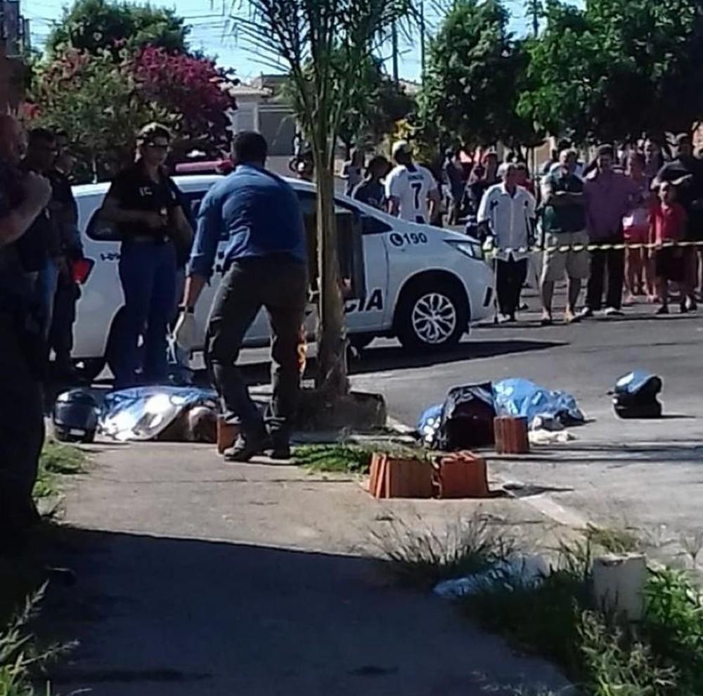 Homem mata ex-companheira, atual namorado dela e comete suicídio em Marília — Foto: Divulgação