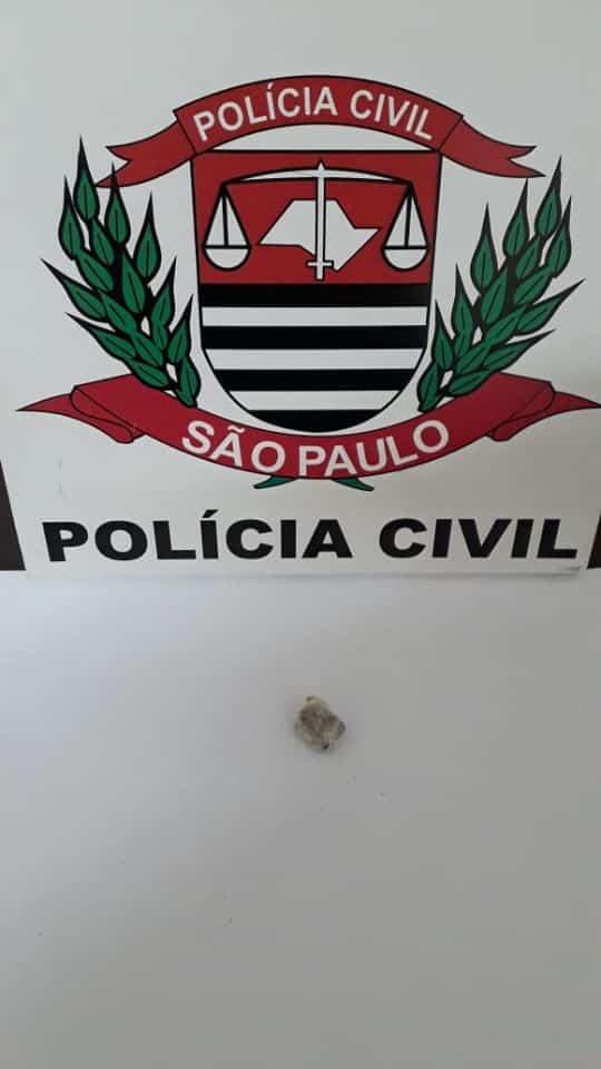 Acusados de tráfico de drogas em Assis é preso (Foto: Divulgação/Polícia Civil)