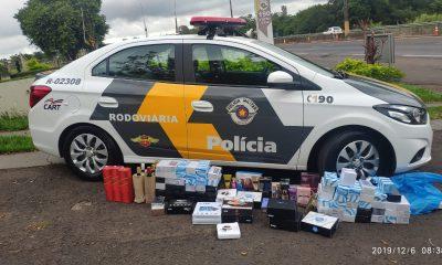 (Fotos: Polícia Rodoviária/Divulgação)
