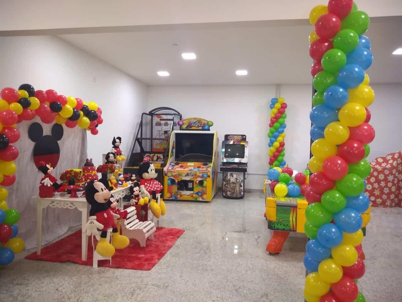 Espaço Kids (Foto: Paty Ribeiro/AssisNews)