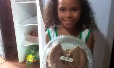 Post de mãe viraliza após contar experiência da filha em festa de escola de Rio Preto — Foto: Reprodução/Facebook