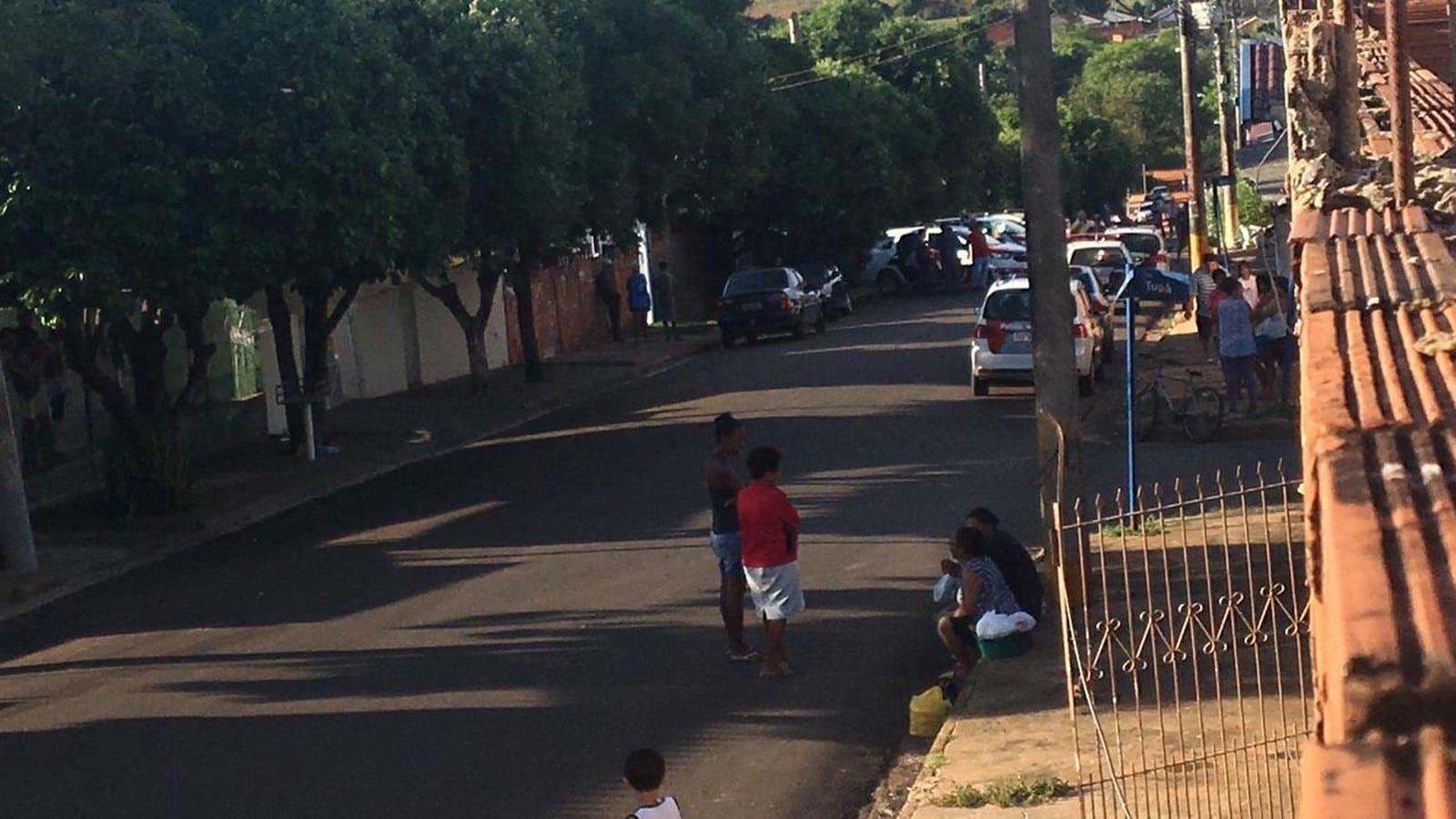 Homem que morreu baleado pela PM em Bastos era suspeito de violência doméstica — Foto: Arquivo pessoal