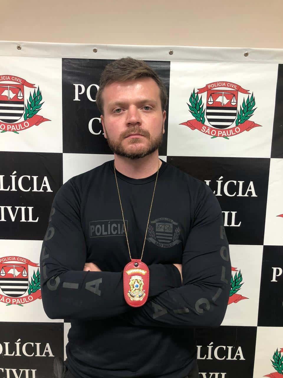 Polícia Civil de Palmital identifica e prende assassino de Dairizinho