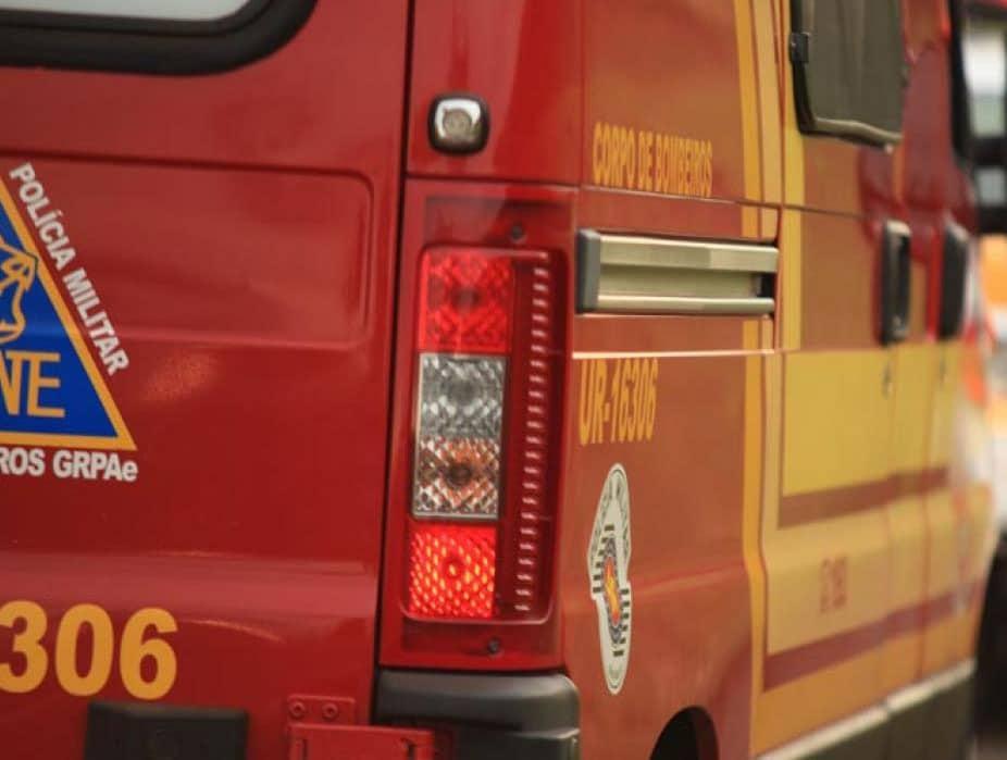 resgate bombeiro