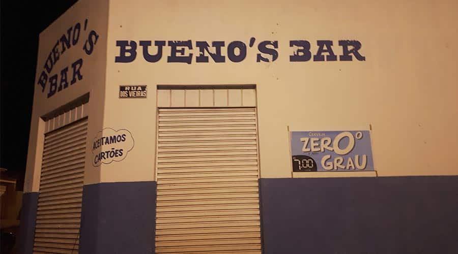 O homicídio aconteceu no interior do bar da vítima, na noite desta quinta-feira, dia 09