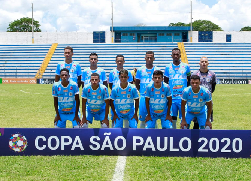 Assisense goleia e segue vivo na Copa São Paulo (Foto: Departamento de Comunicação)