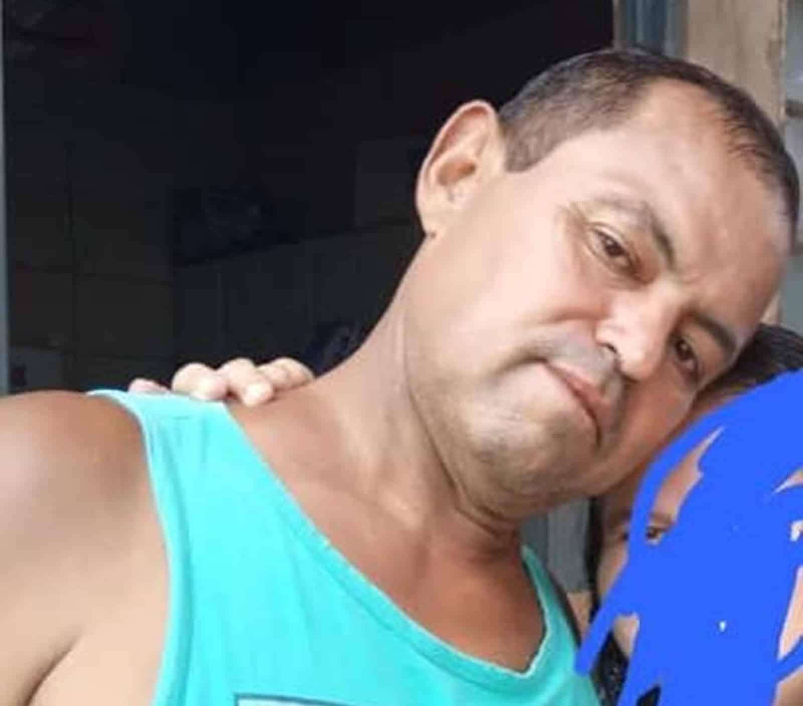 Valdir Adelaide da Silva, de 53 anos, tinha histórico de doenças como hipertensão e diabetes — Foto: Facebook/Reprodução