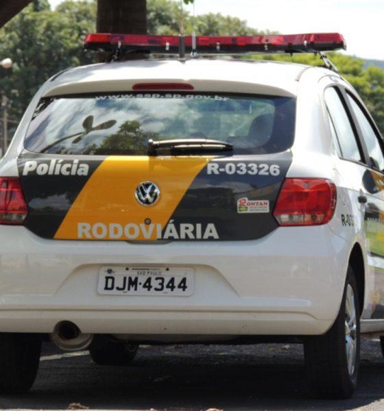 Polícia Rodoviária - Viatura