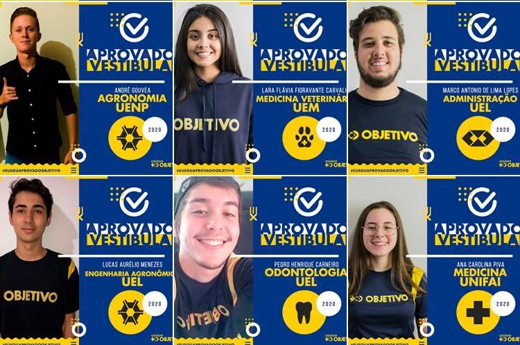 Colégio Objetivo comemora recorde de aprovações pelo segundo ano