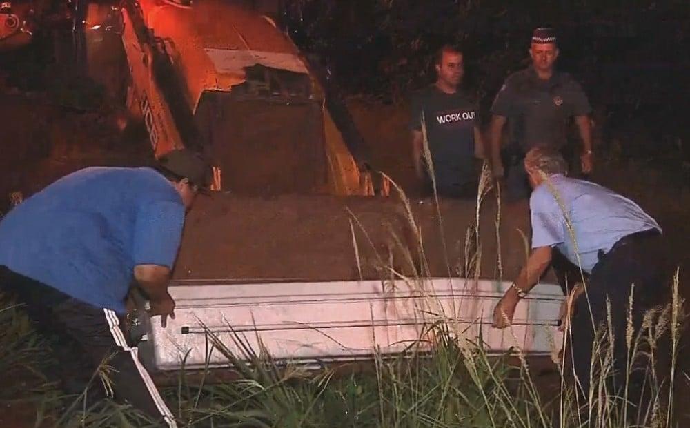 Emanuelle foi encontrada morta na noite de segunda-feira (13) na zona rural de Chavantes — Foto: Reprodução/TV TEM